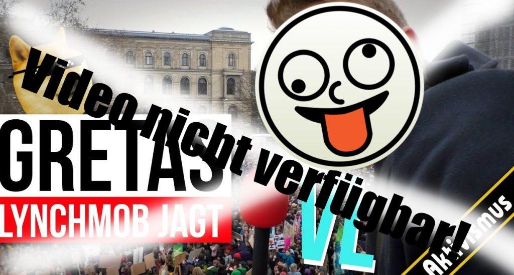 """Friday for Future: """"Volkslehrer"""" instrumentalisiert Kinder und Jugendliche für seine Videos..."""