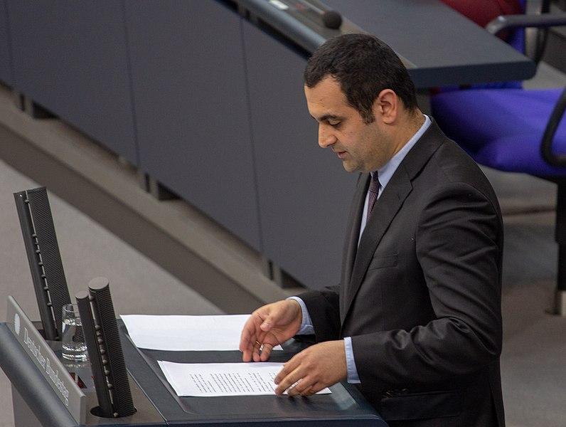 Im Bundestag: Bijan Djir-Sarai