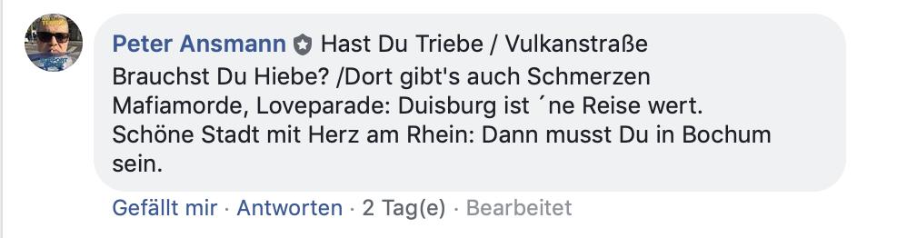 Auch Nachbardörfer von Duisburg profitieren von der Kampagne der Wirtschaftsbetriebe Duisburg!