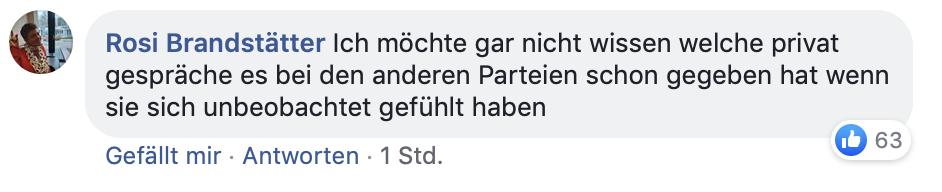 Whataboutism: Etwas was die AfD-Fans draufhaben; Screenshot Facebook