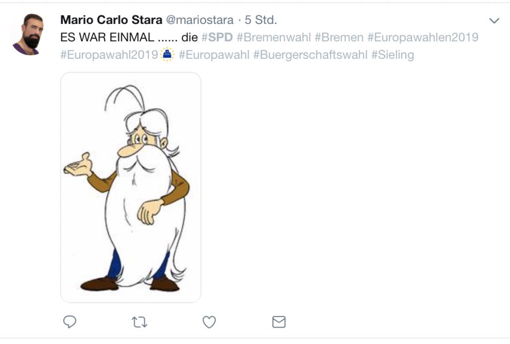 Er war einmal: Die beliebte Historienserie für Kids, wird sicher irgendwann die SPD thematisieren; Screenshot