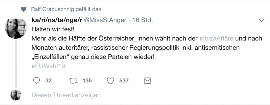 Teflon-Partei: Die FPÖ; Screenshot