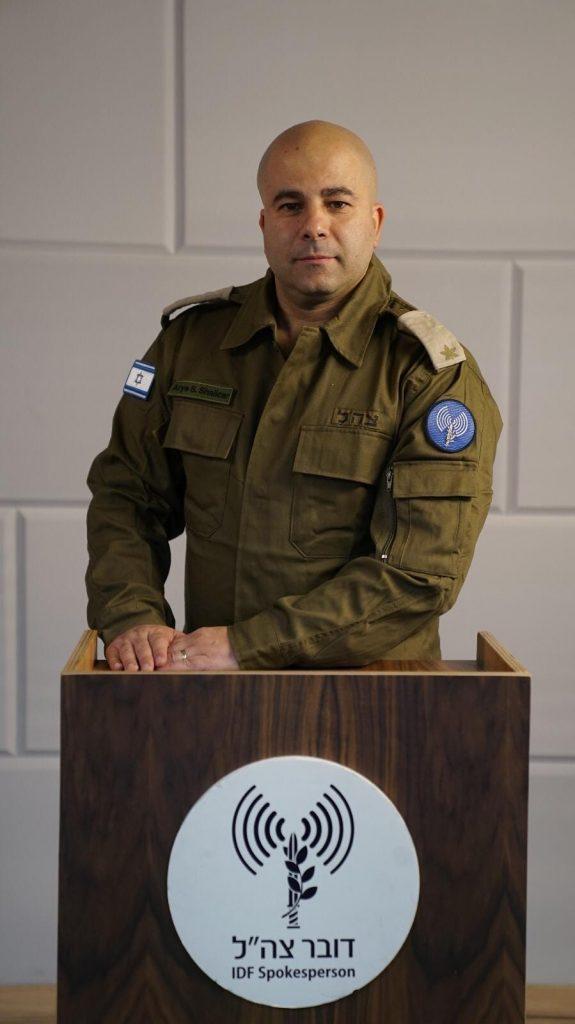 Arye Sharuz Shalicar: Früherer Pressesprecher der IDF