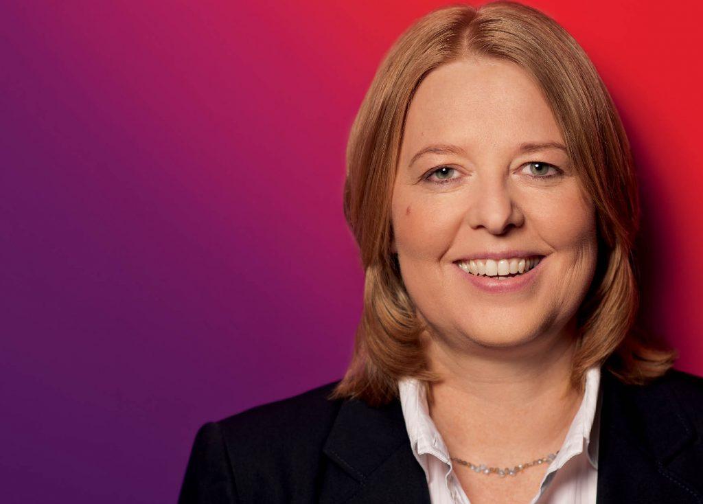 Kommunikationstechnisch ist Bärbel Bas (SPD) im Netz Teilen ihrer Partei voraus; Foto: Bärbel Bas