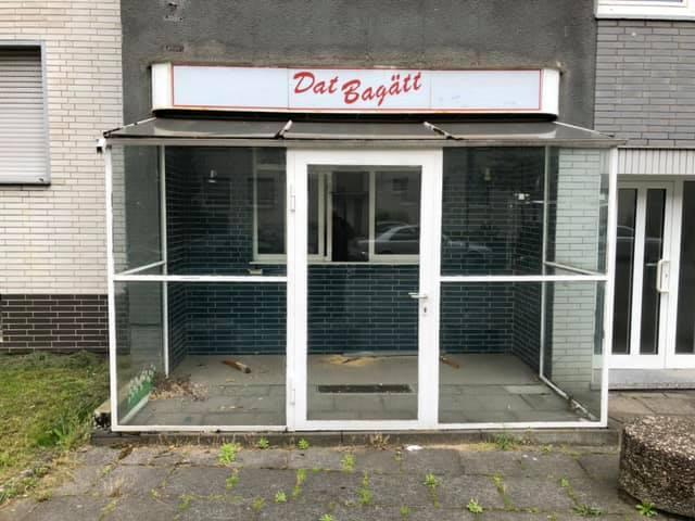 Hier klappt es bereits mit der Sauberkeit: Gastronomie in der Duisburg; Foto: Stefan Laurin