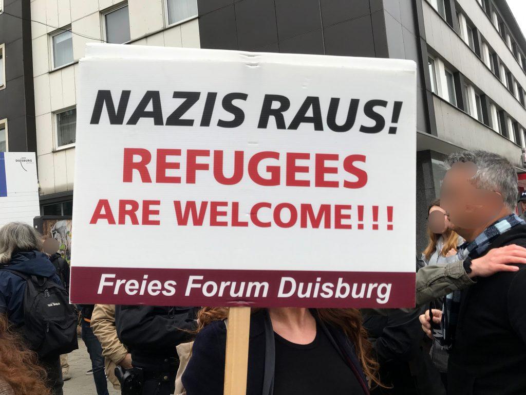 Gülistan aus Duisburg (Freies Forum); Foto: Peter Ansmann