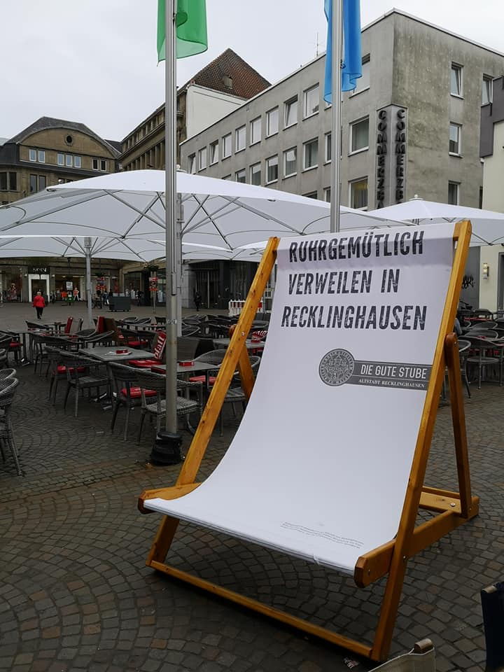 cf9e9ab8cd Recklinghausen: Die 'Gute Stube' des Ruhrgebiets? Eher die Vorhölle ...