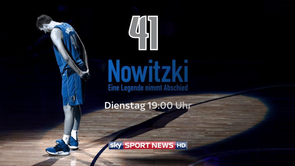 Nowitzki Abschied