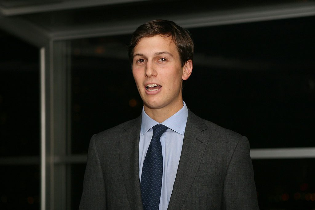 Jared Kushner; Photo: Lori Berkowitz