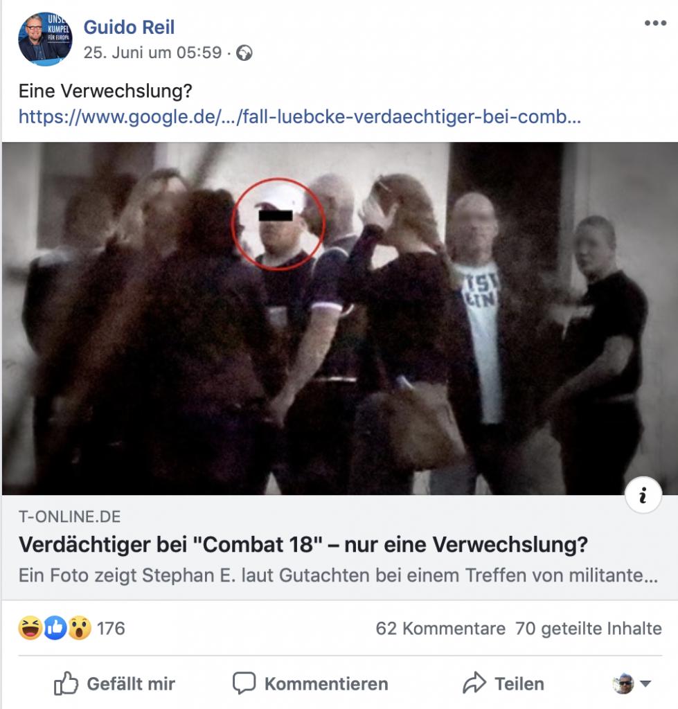 Hoffnung für's Ruhrgebiet: Guido Reil (MdEP) und Arbeiterführer! Screenshot