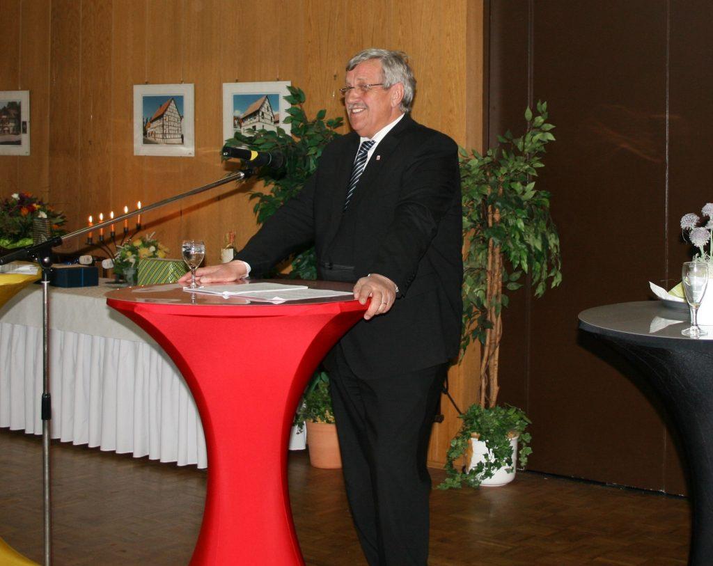 Dr. Walter Lübcke; Foto: Martin Roth, CDU Kassel-Land
