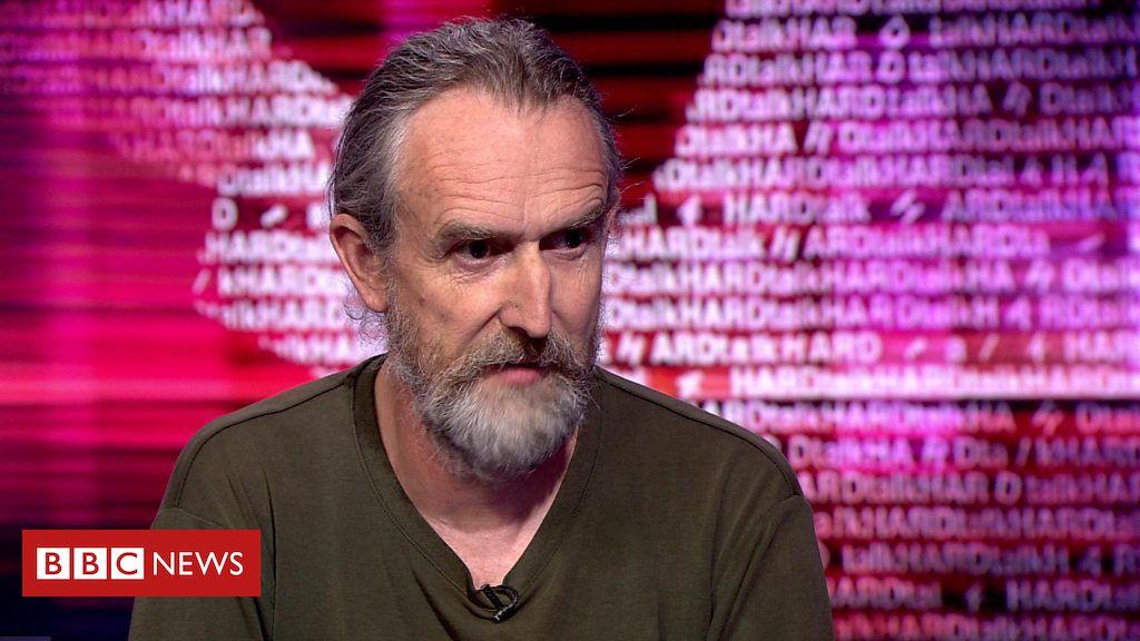 """Extinction-Rebell Roger Hallam: """"Die Revolution wird kommen!"""""""