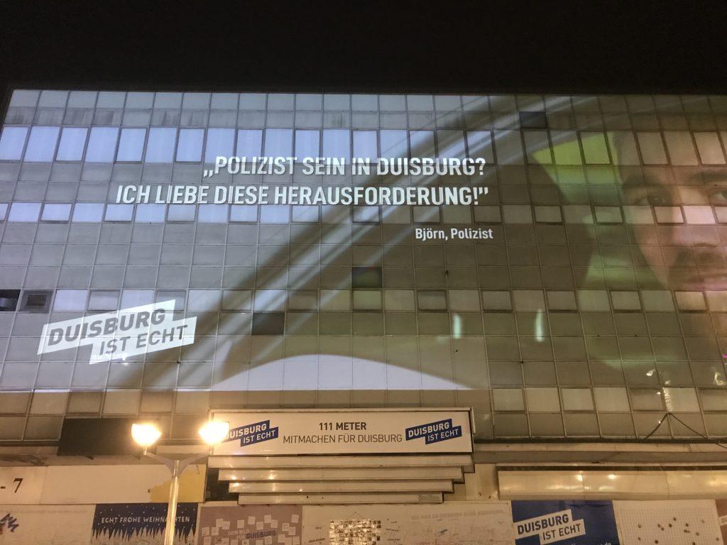 Duisburg als Crime-Standort etablieren: Guter Plan! Foto: Peter Ansmann