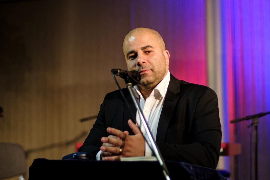 Arye Sharuz Shalicar; Foto: Privat