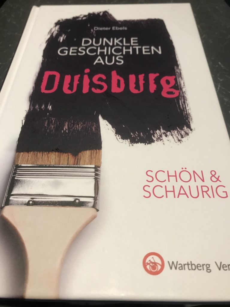 Dunkle Geschichten aus Duisburg; Foto: Peter Ansmann