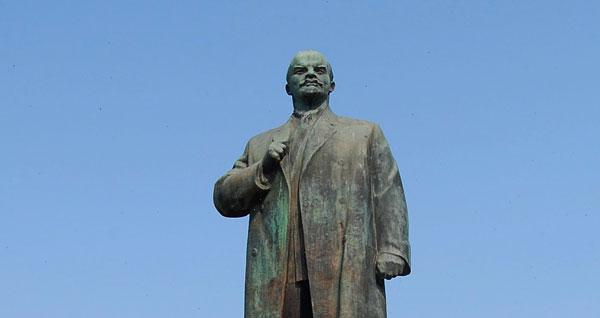 Gelsenkirchen Lenin Statue