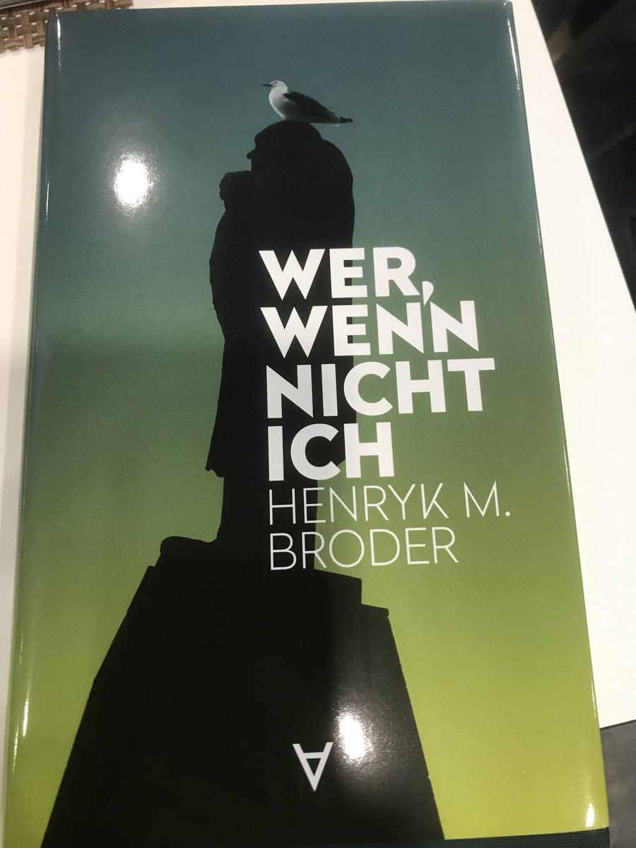 """""""Wer, wenn nicht ich""""; Foto: Peter Ansmann"""