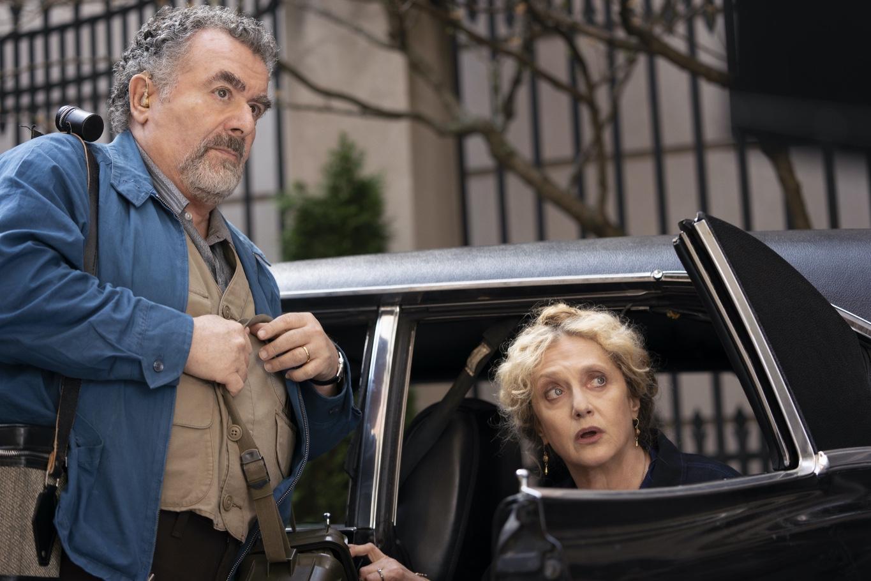 Rächer! Ihr Sohn Aaron wurde von einem Nazi ermordet: Murray und Mindy Markowitz( Saul Rubinek und Carol Kane); Foto: Amazon