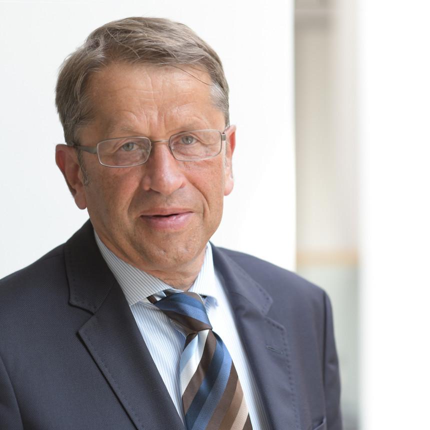 Prof. Heyo K.Kroemer-Vorstandsvorsitzender der Charité; Foto: Charité / Wiebke Peitz