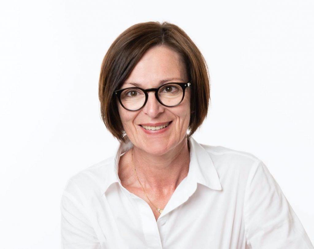 Gastgeberin des digitalen CDU-Stammtisches: Karin Keesen, Vorsitzende der CDU in Neukirchen-Vluyn; Foto: privat