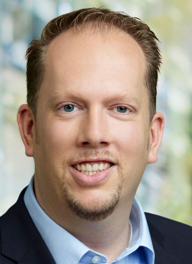 Marco Schmitz (CDU), Mitglied des Landtags von NRW; Foto; Marco Schmitz
