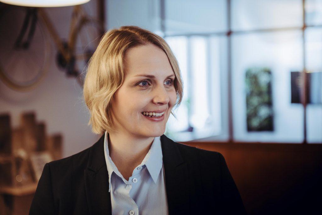 Charlotte Quik (CDU), Mitglied des Landtags von NRW; Foto: Charlotte Quik