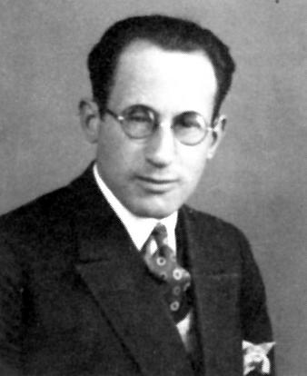 Lothar Herrmann, 1935 Foto: LiHermann / CC BY-SA