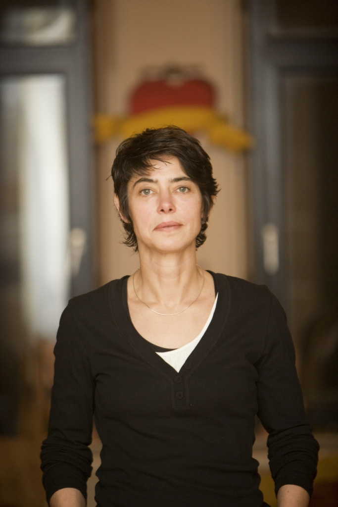 Christiana Hautau, Lehrerin am Berufskolleg Bachstraße in Düsseldorf; Foto: Christiane Hautau