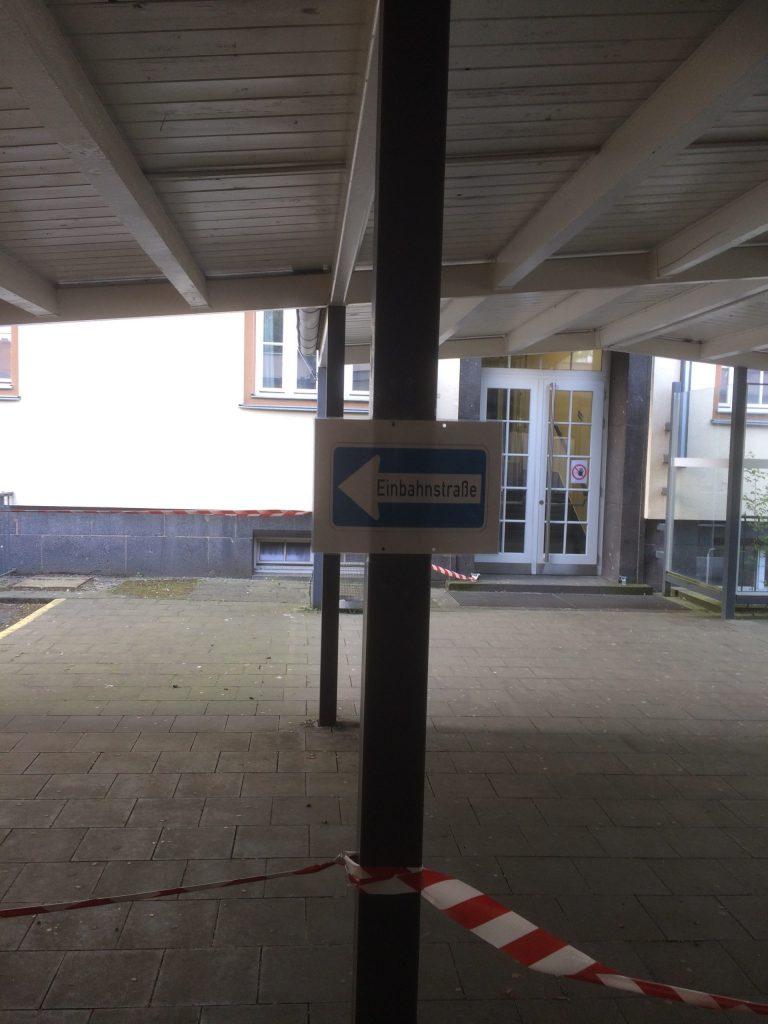 Neue Regeln im Schulbetrieb in den Zeiten der Seuche; Foto: Christiane Hautau