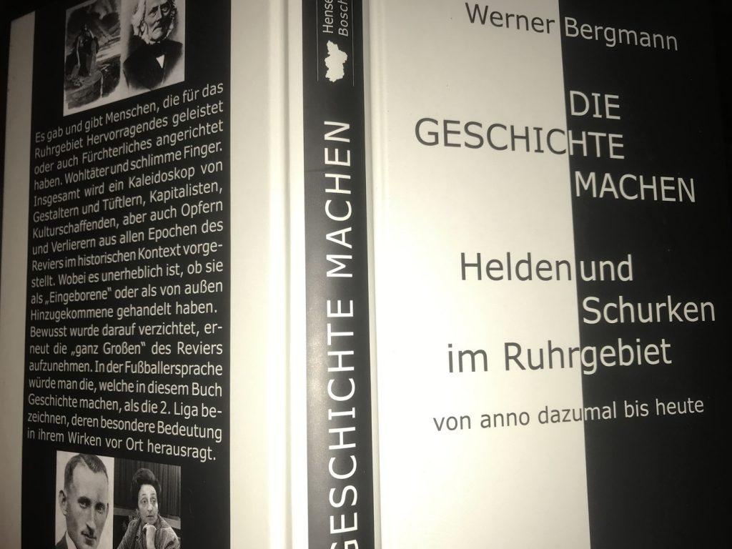 Helden und Schurken im Ruhrgebiet die Geschichte machten; Foto: Peter Ansmann