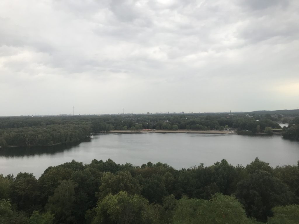 Blick über die Sechs-Seen-Platte; Foto: Peter Ansmann