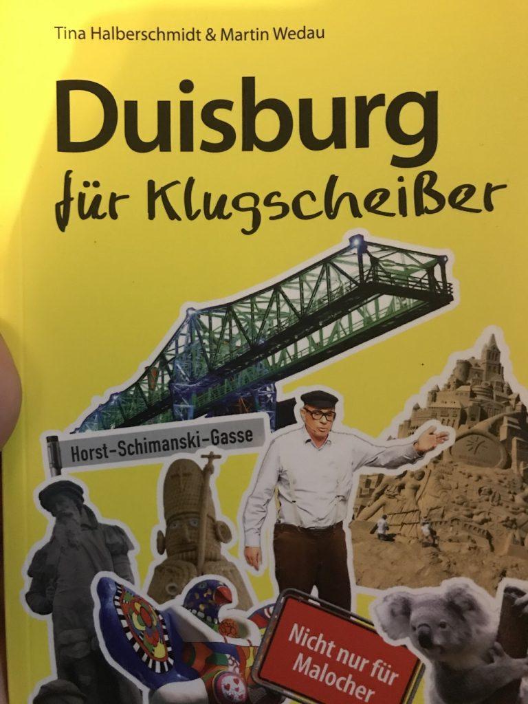 Duisburg für Klugscheißer: Kompakte Faktensammlung über Duisburg