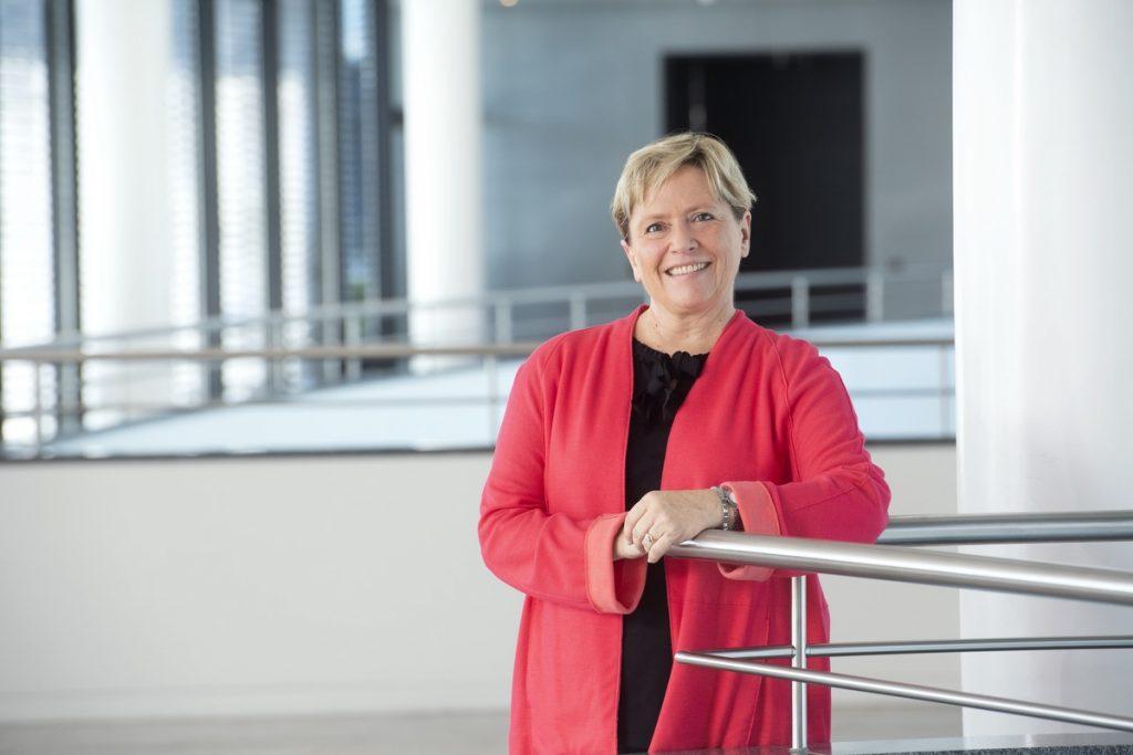 CDU-Spitzenkandidatin Susanne Eisenmann: Ein Impfofer der Bundespolitik; Foto: CDU Baden-Württemberg/ KD Busch Lizenz:CC BY-SA 3.0 DE