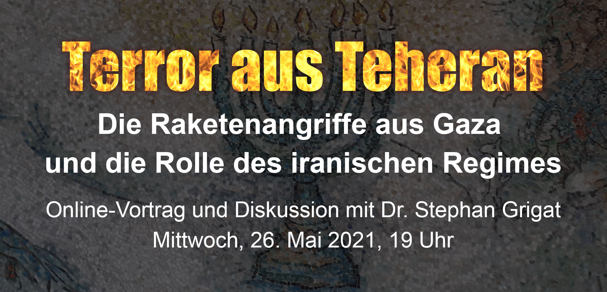 Gelungene Veranstaltung der DIG Stuttgart zum Terrorregime im Iran;